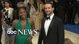 Serena Williams welcomes a baby girl