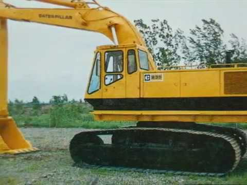 Excavators-Ritchie Brothers Auction Pics