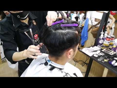 Stefan the barber - ช่างเมย์ Meji Hair Tender barbershop