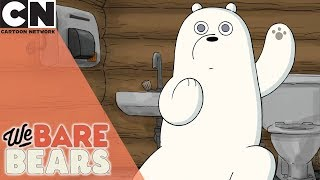 We Bare Bears | Interrogating the Bears | Cartoon Network
