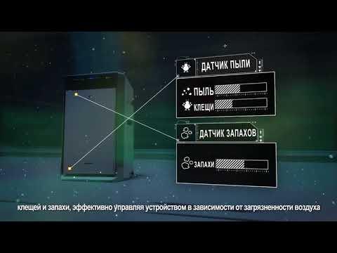 Как выбрать очиститель увлажнитель воздуха Panasonic