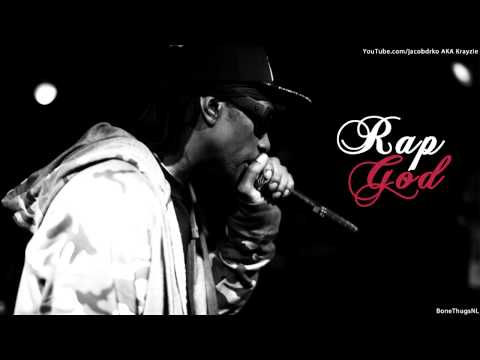 Krayzie Bone - Ultimate Rap God (Tha Compilation)
