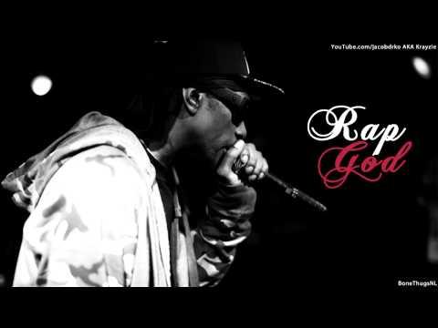Krayzie Bone - Ultimate Rap God (Tha Compilation)