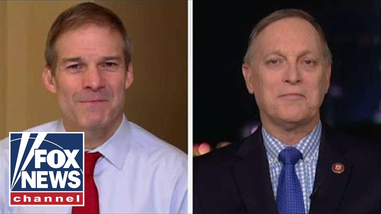 Jordan and Biggs on Nancy Pelosi's refusal to submit articles of impeachment to the Senate