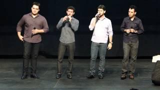 Quarteto Ad Finem -Em Seu Olhar