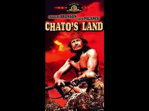 Chato el apache Charles Bronson Jack Palance 1971