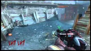 La Gerrillera Game Play Escudo de Origins Zombies Vid 13