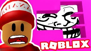 ROBLOX'S MOST TROLL WALL!! → Roblox Funny moments #23 🎮