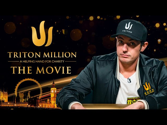 The Biggest Poker Tournament in History - The Triton Million for Charity Movie