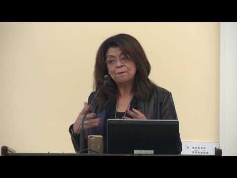 Aida Hurtado speaks at 2016 Gender & Work Symposium:  Talking the Walk