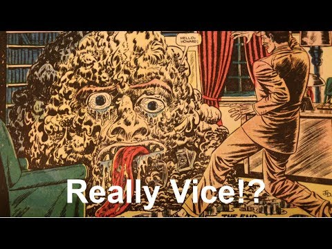 Vice's Top 10 Comics Of 2017 Sucks!