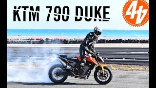 KTM 790 Duke Review | Road + Track Test
