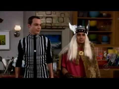 (wookiefable)sheldon Cooper Doppler Effect Minecraft Skin The Big Bang Theory
