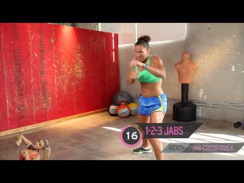 XHIT - Best Cardio Workout: Kickboxing