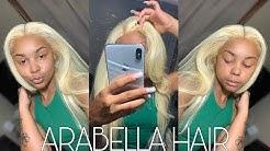 Flawless 613 Wig Install | Arabella Hair