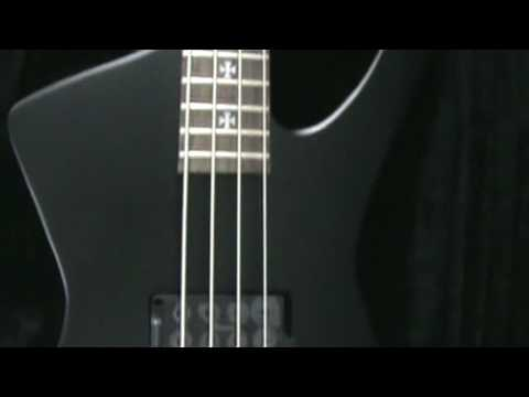 Rexsom - Baixo Ibanez SDB-1 Sharlee D'Angelo - Arch Enemy