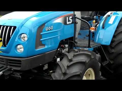 Gwen & Veliz review LS Tractor U60