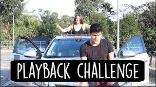 Playback Challenge - J Balvin (Reggaetonero)   Alejo&Mafe