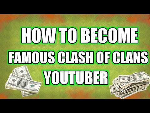 How to Be Famous Clash of clans Youtuber in india ?