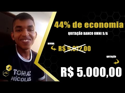Cliente Railan Cardoso Omni Financeira - Quitou Sua Moto Com Mais De 40% De Desconto