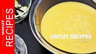 ☑️ Soft Custard Cream Recipe | Uncut Recipes