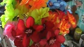 Как распарить искусственные цветы в домашних условиях(, 2016-05-02T20:29:11.000Z)