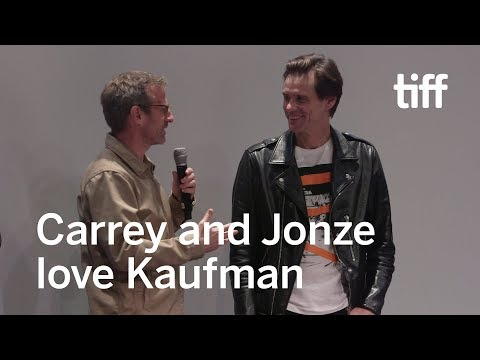 Jim Carrey and Spike Jonze on Their Love of Andy Kauffman  TIFF 2017