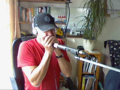Jean de Florette on Harmonica (Stella Artois) Theme