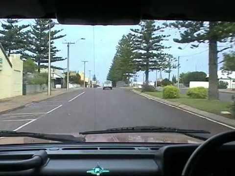 Drive around Ceduna SA Australia