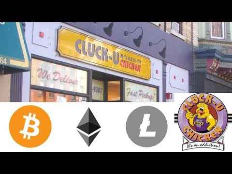 Cluck-U Chicken Accepting & Selling Crypto via PayDepot - Interview with Owner Francis San Juan