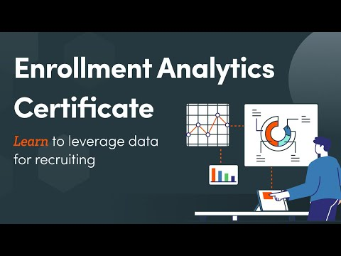 Enrollment Analytics Certificate