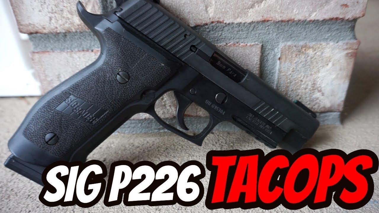 tacops review p226 sig
