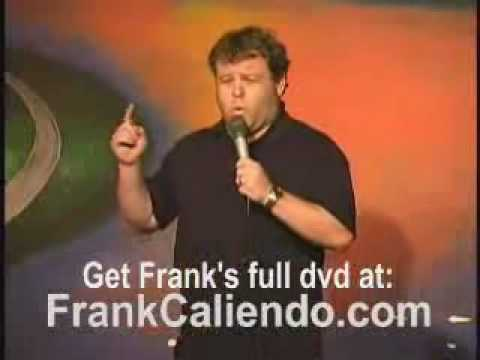 Frank Caliendo Hilarious Impressions YouTube
