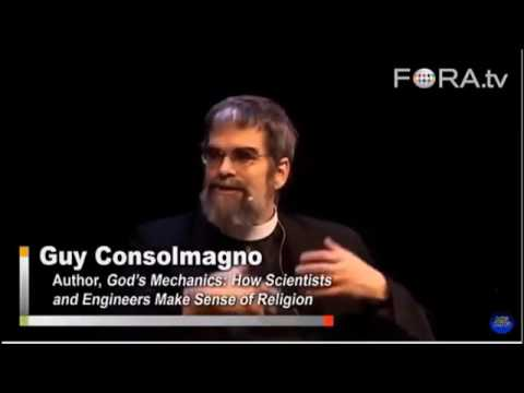 Top Vatican Jesuit Astronomer, Guy Consolmagno (aplanetruth.info)