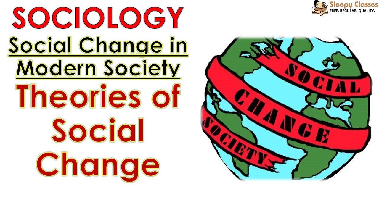 modern society sociology