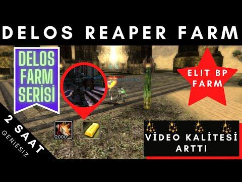Knight Online   Bu Slot Neden Boş?   2 Saat Reaper Farm   BP Farm