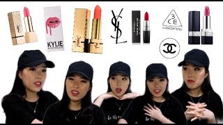IS IT WORTH IT?! LIPSTICK COLLECTION 2018