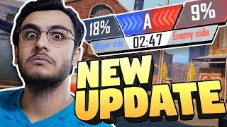 PUBG MOBILE LIVE: NEW UPDATE 0.16.5 | NEW GAME MODE TDM MAP TOWN (DOMINATION) | RP 11 | RAWKNEE