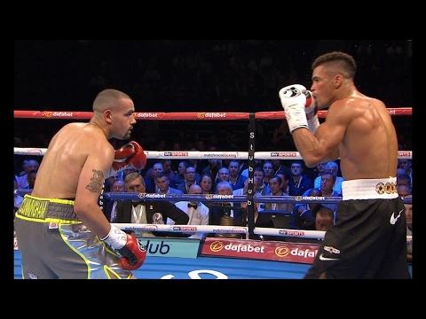 Craig Cunningham vs Anthony Ogogo ( Including Post Fight Interview) David GfPisano
