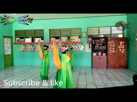 Tari Kreasi Manuk Dadali SD Negeri Mega Eltra Cirebon FLS2N 2018