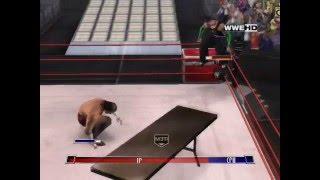 WWE Raw Ultimate Impact - Gameplay