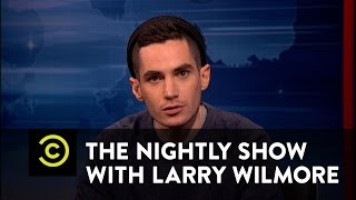 The Nightly Show - Normalizing Relations with Cuba