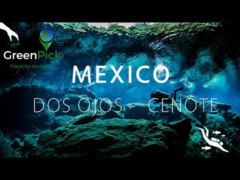 Kukulkan - Dos Ojos Cenote Scuba Diving - Mexico
