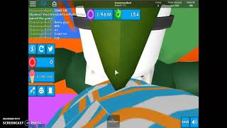 ICE CREAM YUM! ROBLOX Game play