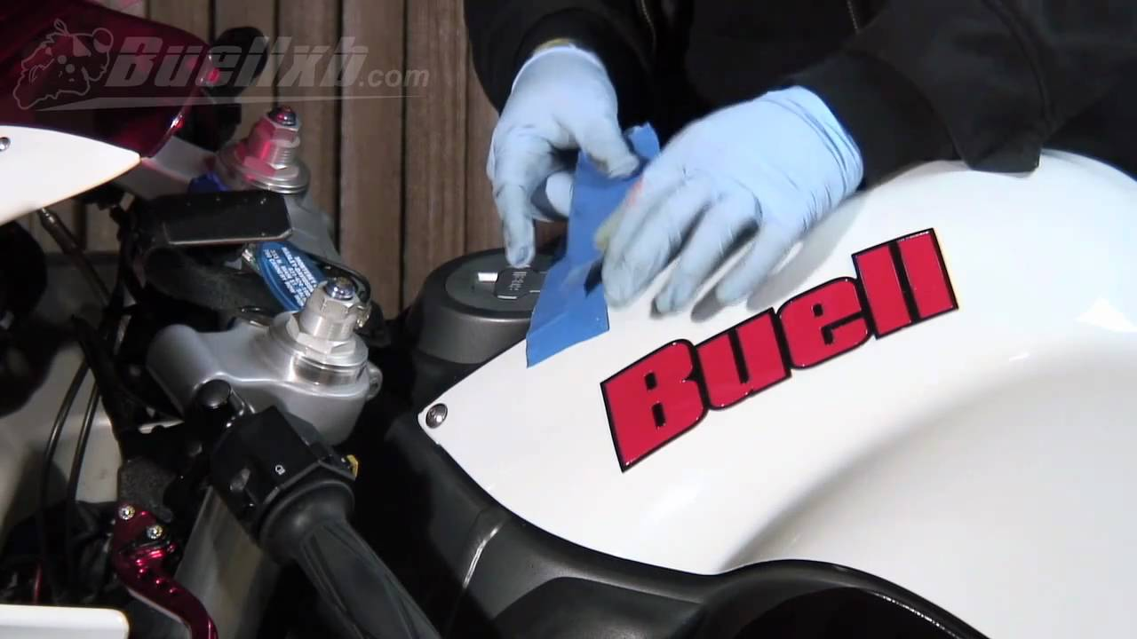 How to Prepare your Motorcycle for Winter Storage - YouTube