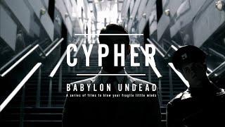Babylon Undead 01 - Cypher (Retrospective / Introduction / Review)