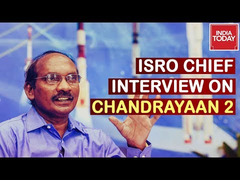 Chandrayaan-2 Mission Will Not Affect Other Projects: ISRO Chief K Sivan Interview