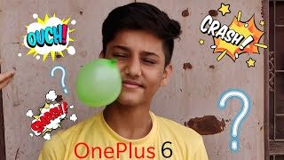 OnePlus 6 slow motion Video- hidden space OnePlus 6- OnePlus 6 super slow motion