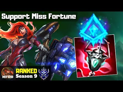 ARDENT CENSER SUPPORT MISS FORTUNE - League of Legends (Season 9)