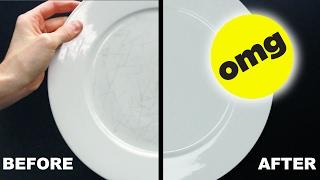 Make Plates Look New Again